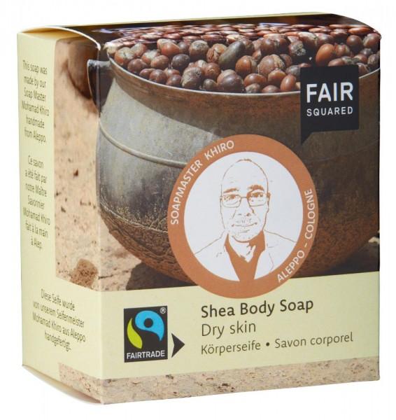 FAIR SQUARED Body Soap Shea - Dry Skin