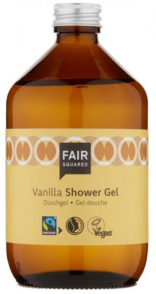 FAIR SQUARED Shower Gel Vanilla
