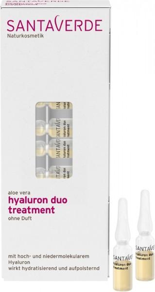 Santaverde hyaluron duo treatment ohne Duft