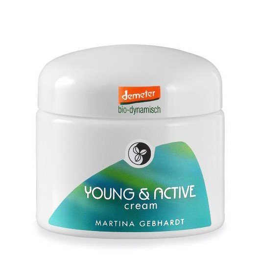 Martina Gebhardt Young & Active Cream
