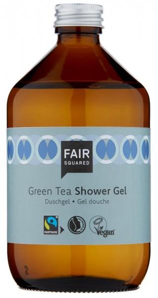 FAIR SQUARED Shower Gel Green Tea