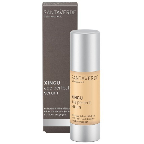 Santaverde XINGU age perfect serum