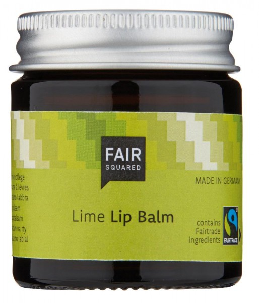 FAIR SQUARED Lip Balm Lime