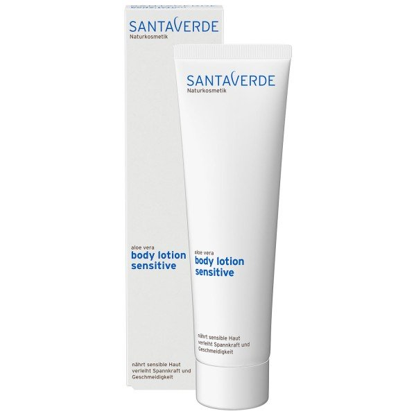 Santaverde body lotion sensitve