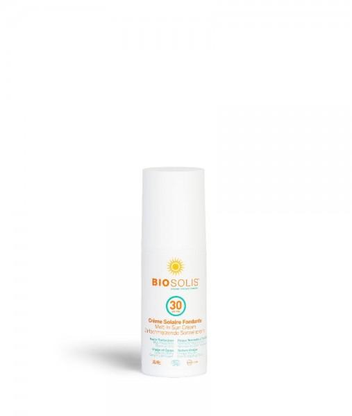 Biosolis Zartschmelzende Sonnencreme SPF30