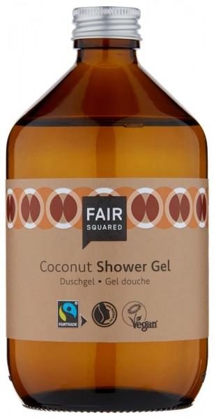 FAIR SQUARED Shower Gel Coconut