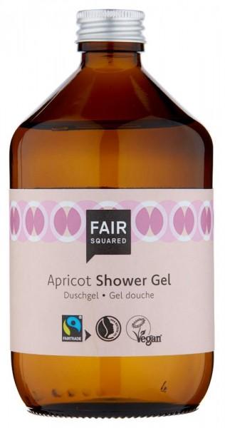 FAIR SQUARED Shower Gel Apricot