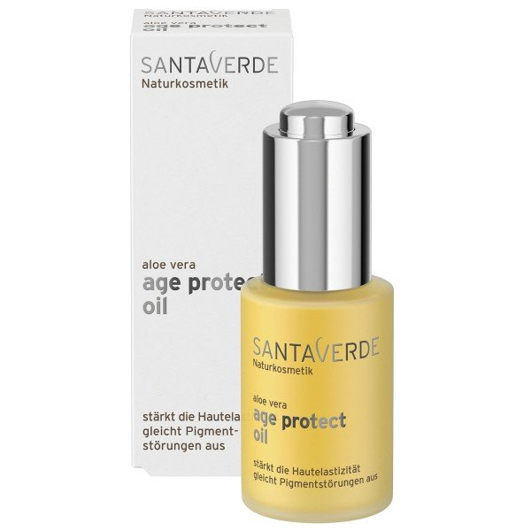 Santaverde age protect oil