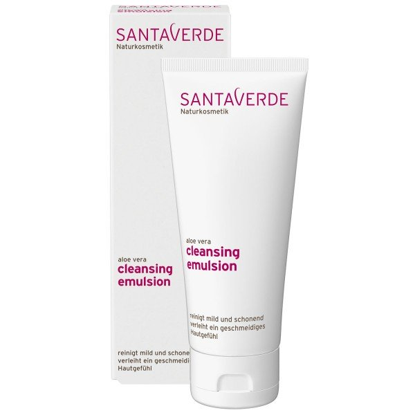 Santaverde cleansing emulsion