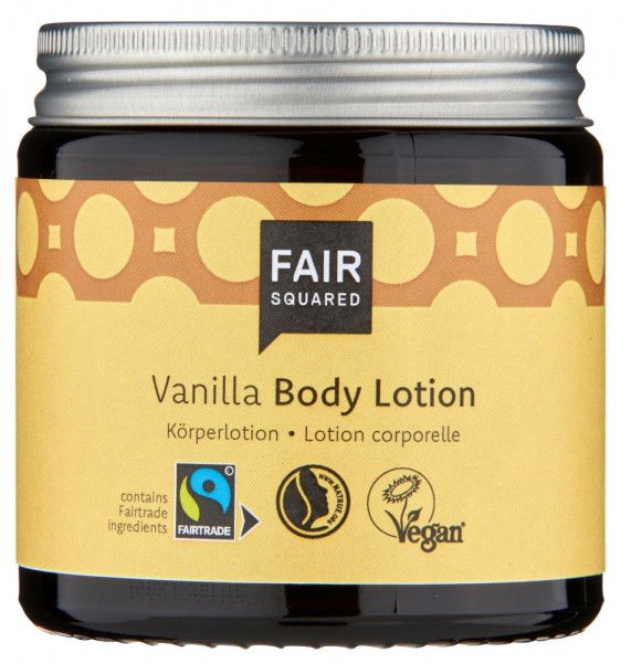 FAIR SQUARED Body Lotion Vanille