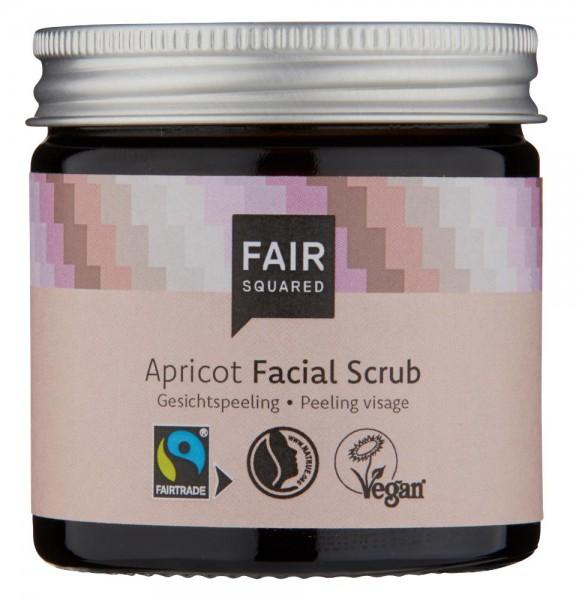 FAIR SQUARED Facial Scrub Apricot