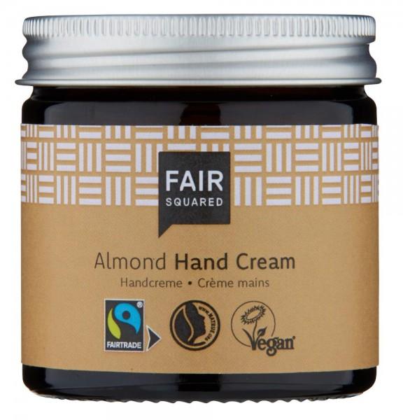 FAIR SQUARED Hand Cream Almond Mandel